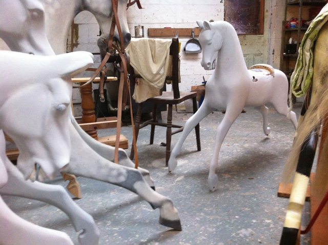 Tetbury Rocking Horse Works