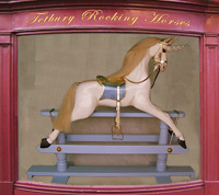 Unicorn Racking Horse